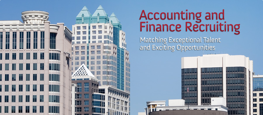 Accounting & Finance Recruiting Orlando Florida