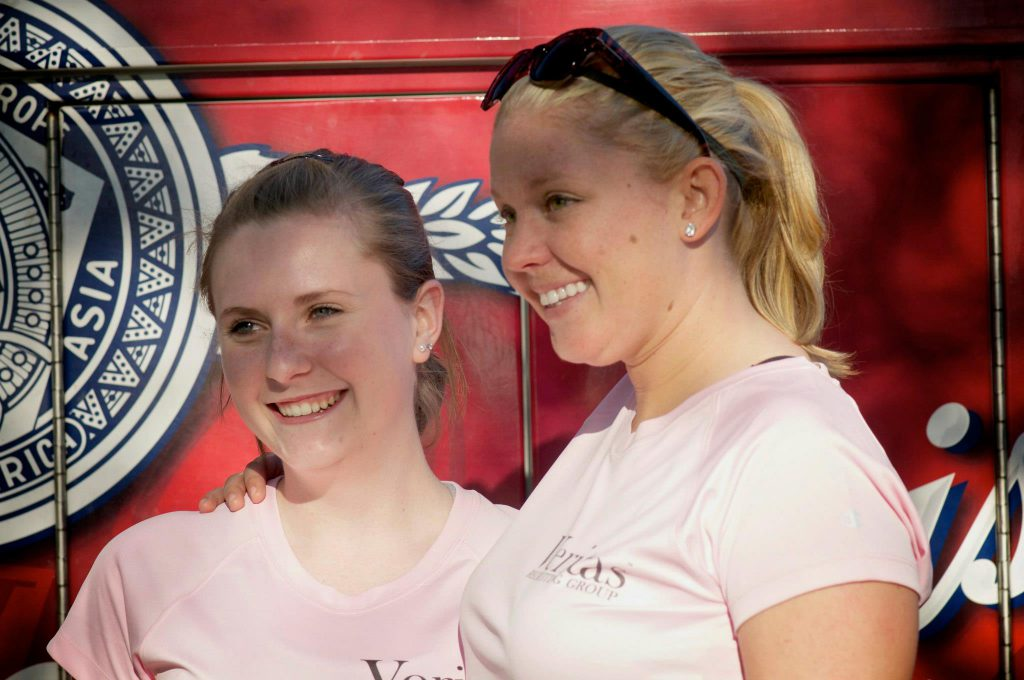 Team Veritas - RescueRun 2013 - Sara and Amy