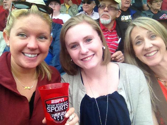 Veritas Goes Out to the Ballgame