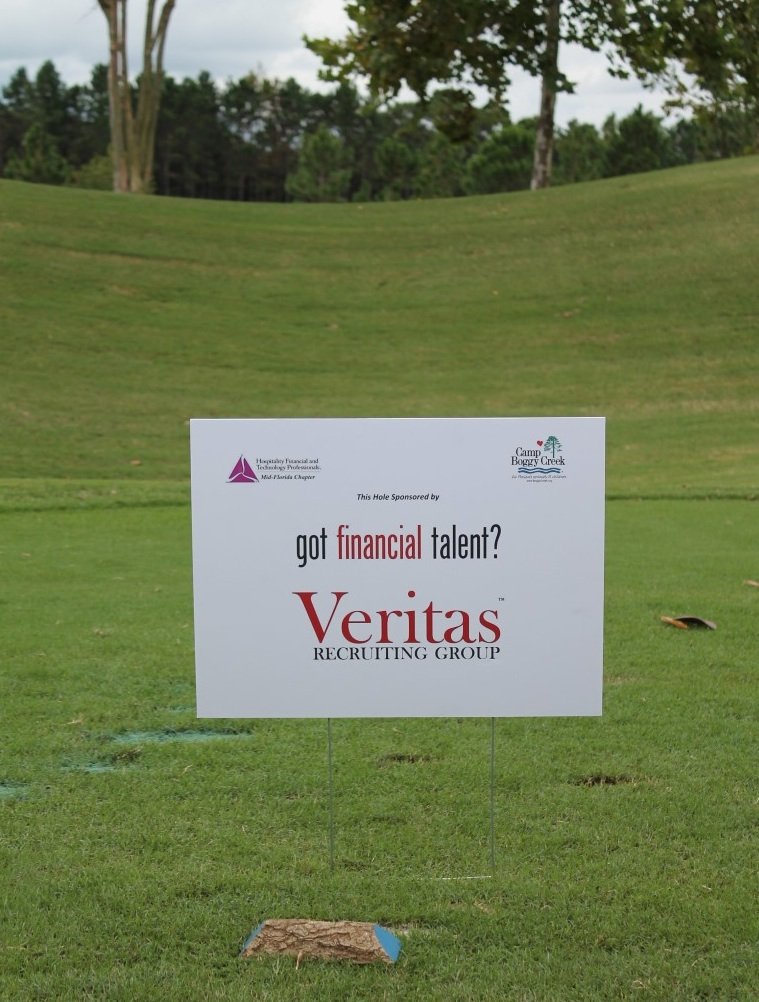 Veritas Supports Camp Boggy Creek