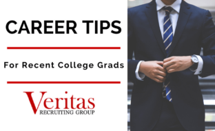 Career Tips For Recent College Grads