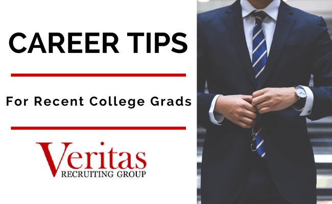Career Tips For Recent College Grads