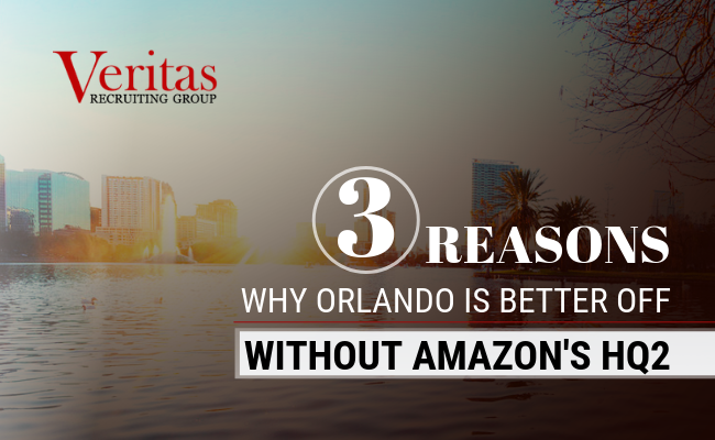 3 Reasons Why Orlando is Better Off Without Amazon HQ2